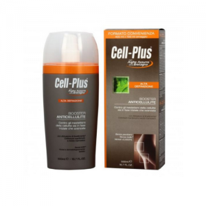 Cell Plus Booster Anticellulite – 500ml